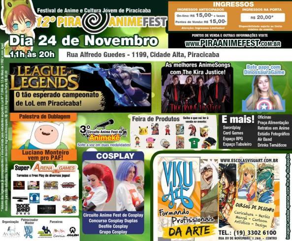 Pira Anime Fest 2013 - 2