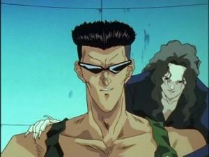 9. Toguro Brothers (Yu Yu Hakusho)