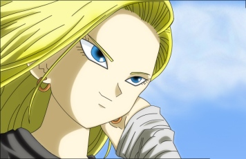 Android 18 (Dragon Ball Z)