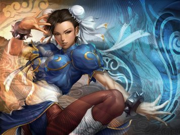 Chun-li (Street Fighter)