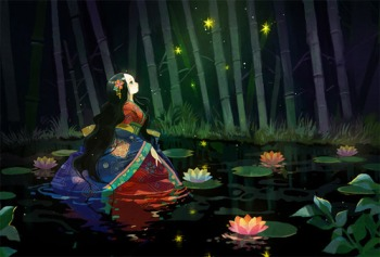 Princesa Kaguya (imagem: divulgação)