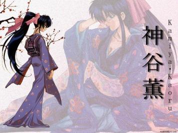 Kaoru Kamiya (Rurouni Kenshin)