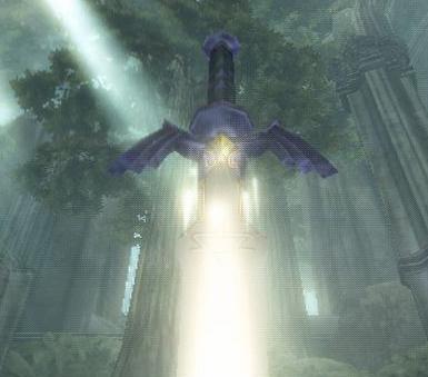 Master Sword (imagem: Divulgação)