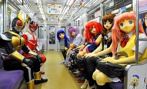 O Trem Cosplay (imagem: divulgação)