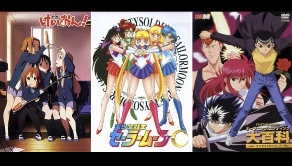 Será que seu anime ficou em primeiro nesta lista?
