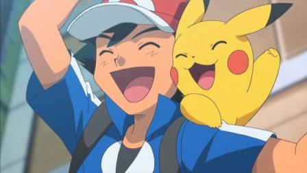 Ash e Pikachu (imagem: divulgação)