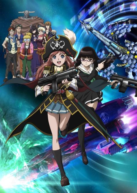 Bodacious Space Pirates (imagem: divulgação)