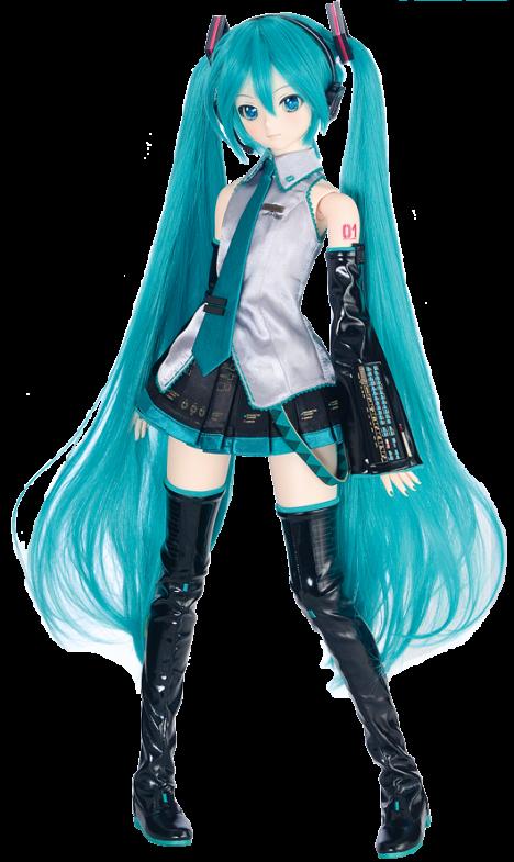Hatsune Miku Doll 01