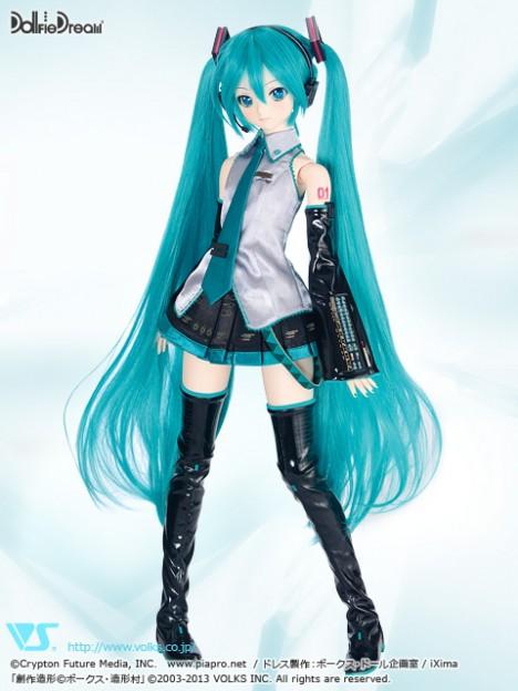 Hatsune Miku Doll 03
