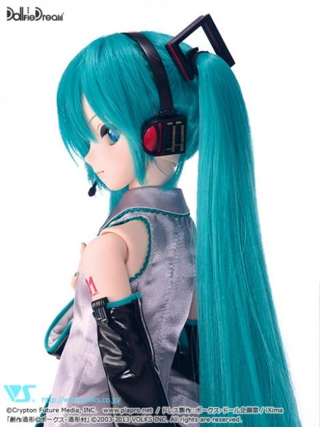 Hatsune Miku Doll 06