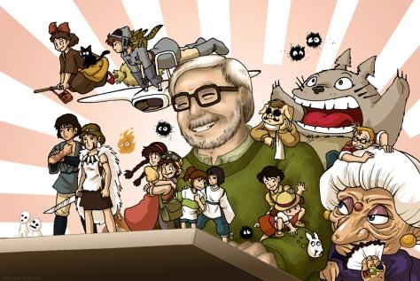 Assim como todas as boas histórias, a da carreira de Miyazaki como diretor chega ao fim. Mas deixa um grande legado de seus trabalhos para as futuras gerações!