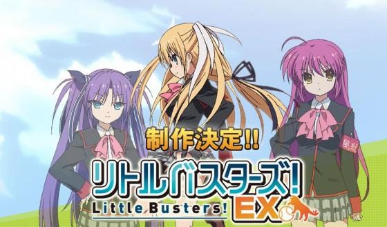 Little Busters! EX (imagem: divulgação)