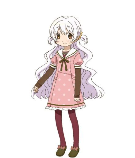 Nagisa Momoe é a mais nova personagem do elenco de Madoka Magica (Imagem: Studio Shaft)