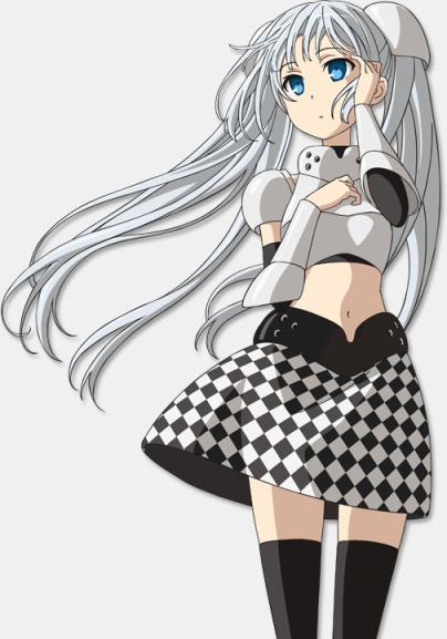 Personagem Kagami Mae (imagem: divulgação)