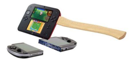 Mostrando para o Playstation Vita quem é que manda na parada!