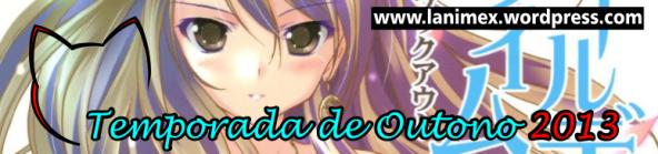 Temporada de Outono 2013 - Blog Anime X
