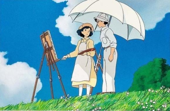 "Imagem de ""The Wind Rises"" (Studio Ghibli - 2013)"