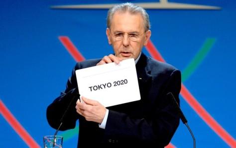 Jacques Rogge, Presidente do COI apresentando a cidade vencedora! (imagem: divulgação)