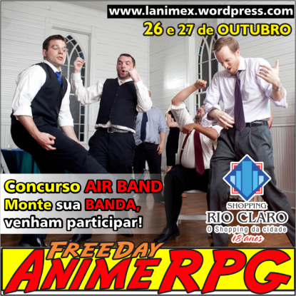 Freeday Anime RPG 2013 - Anime X - Fd03