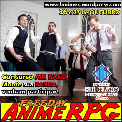 Freeday Anime RPG 2013 - Anime X - Fd03