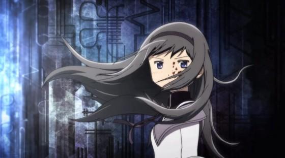 Personagem Akemi Homura (imagem: divulgação)
