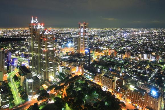 Vamos observar a vida da cidade lá dos altos das torres! (imagem: RocketNews)