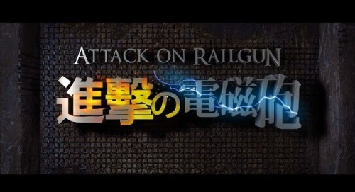 Attack on Railgun CAPA