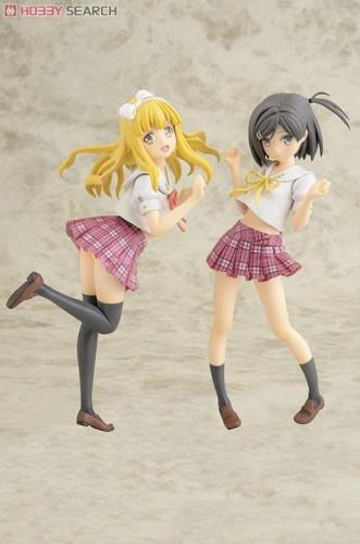 Azusa Azuki (esq.) e Tsukiko Tsutsukakushi (dir.) (imagem: Hobby Search)