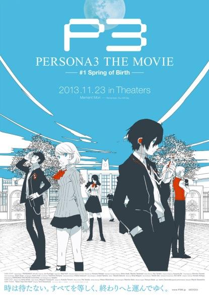 Persona 3 - The Movie (imagem: divulgação)
