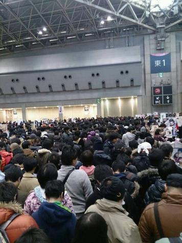Comiket85 - Day 1 - twitter 02