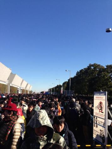 Comiket85 - Day 1 - twitter 05