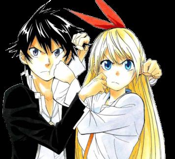 Nisekoi anime