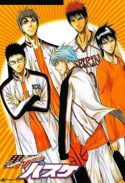 TOP10 Mangas 2013 - 03 Kuroko no Baskey