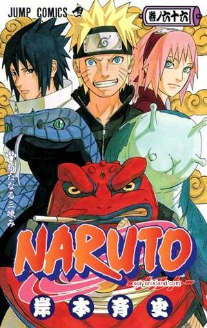 TOP10 Mangas 2013 - 05 Naruto