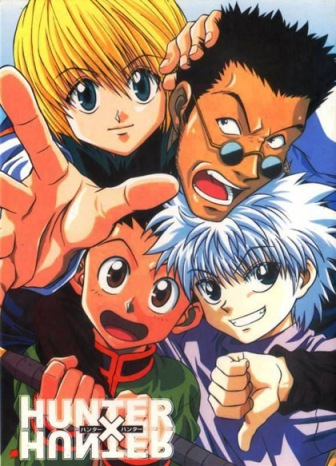 TOP10 Mangas 2013 - 08 Hunter x Hunter