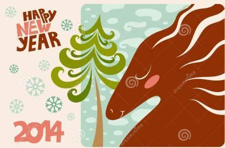 2014 - O Ano do Cavalo!