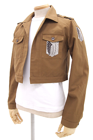 Cosplay Cospa - 01 - Attack on Titan