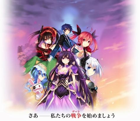 Date a Live II - Blog Anime X