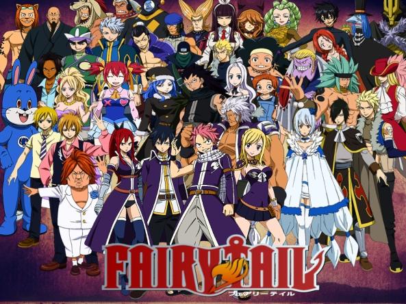 Fairy tail grandes jogos de magia