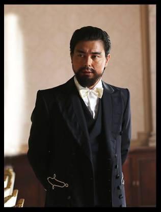 Yukiyoshi Ozawa as Hirobumi Ito.
