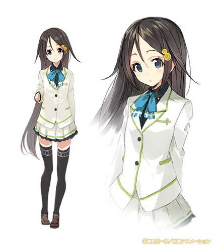 Myriad Colors Phantom World 04