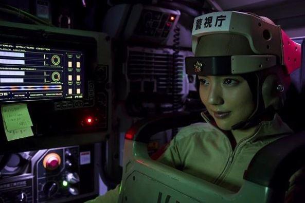 Patlabor - cockpit 01