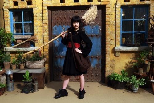 Serviço de Entregas de Kiki - Blog AnimeXis