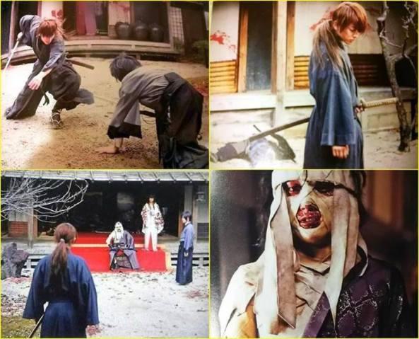 Kenshin encontra Shishio e um breve desafio de Shoujirou?