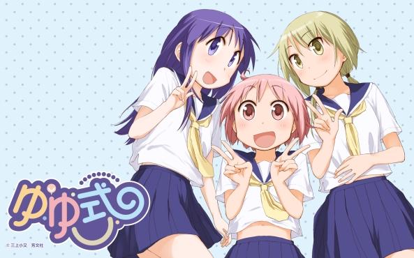 YuyuShiki - Blog Anime X